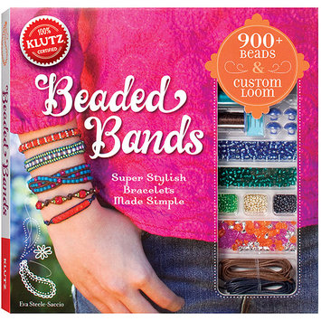 Klutz Beaded Bands Book Kit
