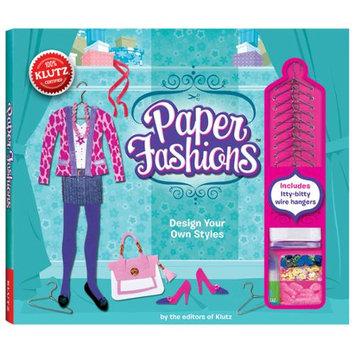 Klutz Paper Fashions Book Kit