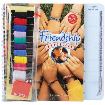 Klutz Friendship Bracelets Book Kit