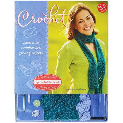 Klutz Crochet Book Kit