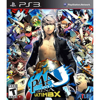 U & I Entertainment Persona 4 Arena Ultimax Bundle - Playstation 3