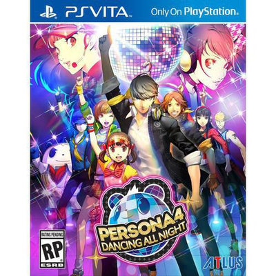 Persona 4: Dancing All Night (PS Vita)