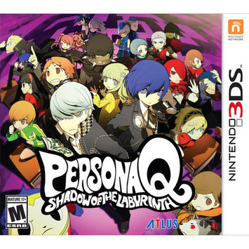 U & I Entertainment Persona Q: Shadow Of The Labyrinth - Nintendo 3ds