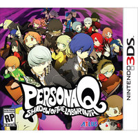 Persona Q: Shadow Of The Labyrinth - The Wild Cards Premium Edition (Nintendo 3DS)