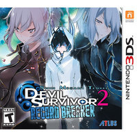Atlus Shin Megami Tensei: Devil Survivor 2 Record Breaker - Nintendo 3ds