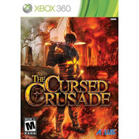 Atlus The Cursed Crusade - Action/Adventure Game - Xbox 360