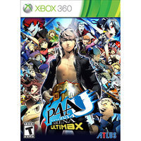 Persona 4 Arena Ultimax Bundle (Xbox 360)