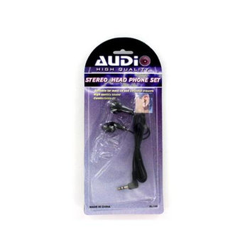 Audio Stereo headphone set (CASE OF 200)