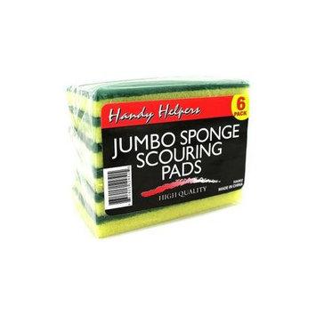 DDI SpongeScouring Pads 6 Piece Case of 60