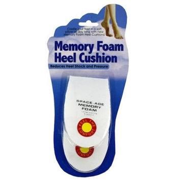Kole Imports DDI 534966 Memory Foam Heel Cushions -Pack of 24