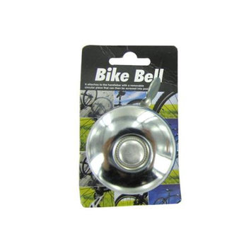 DDI 739306 2 Metal Bike Bell with A Bracket and 2 Phillips Head 5/8 Long Screws