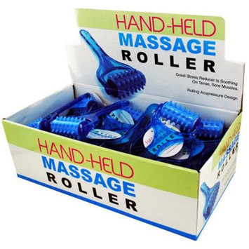 Bulk Buys GC747 massage roller 24pc pdq Case of 24