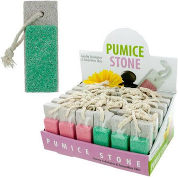 DDI 1335046 Two In One Pumice Stone Counter Top Display