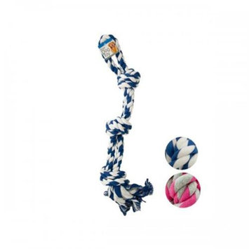 Bulk Buys Od363 Large Knotted Rope Dog Toy Pack Of 4