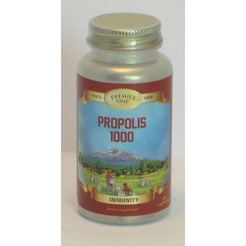 Premier One - Propolis 1000 200 mg. - 90 Capsules
