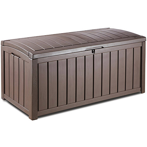 Keter 212746 Glenwood 101 Gallon Deck Box