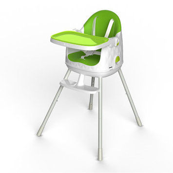 Babies R Us Keter Multi Dine High Chair - Green