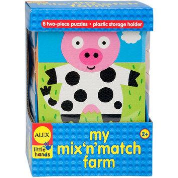 Alex My Mix 'N Match Farm Friends Puzzle