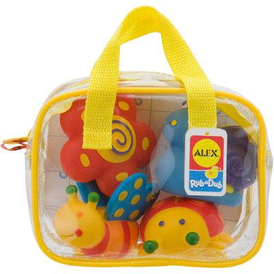 Alex Toys Bath Squirters: Garden In Bag