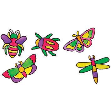 Alex Window Sticker - Sticky Bugs