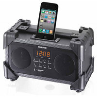 Craig iCraig Dual Alarm Clock, Digital PLL FM Stereo Radio CMB3228 - NEWTECH CORPORATION