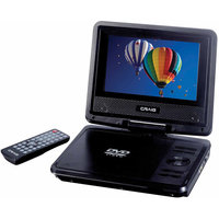 Craig Electronics Inc 7 Portable DVD Player