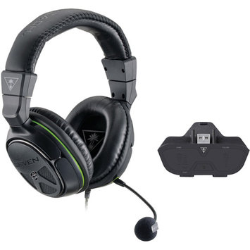 Turtle Beach Tbs-2228-01 Ear Force Xo Seven Stealth Headset