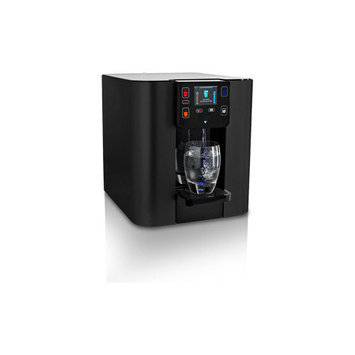 Sage Water Coolers State-of-the-Art Hot and Cold Bottleless Water Cooler/Dispenser with UV Purification Color: Purple