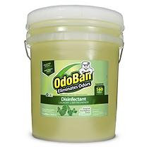 OdoBan Cleaning Products 5 gal. Concentrate Eucalyptus Disinfectant Laundry and Air Freshener 911061-5G
