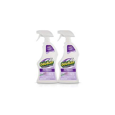 OdoBan Odor Eliminator & Disinfectant Ready-to-Use, Lavender Scent, (32 oz, 2 pk.)