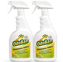 OdoBan 32 oz. Ready-To-Use Citrus Disinfectant Fabric and Air Freshener 910601-Q