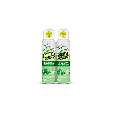 OdoBan 14 oz. Eucalyptus Disinfectant Fabric and Air Freshener Spray 910001-14A