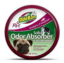 OdoBan Pet Solid Odor Absorber - 8 oz