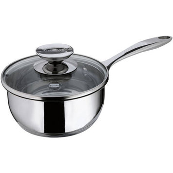 Range Kleen Berndes Cucinare Induction Stainless Steel Saucepan with Glass Lid