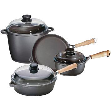 Berndes Tradition 7-Pc. Nonstick Aluminum Cookware Set