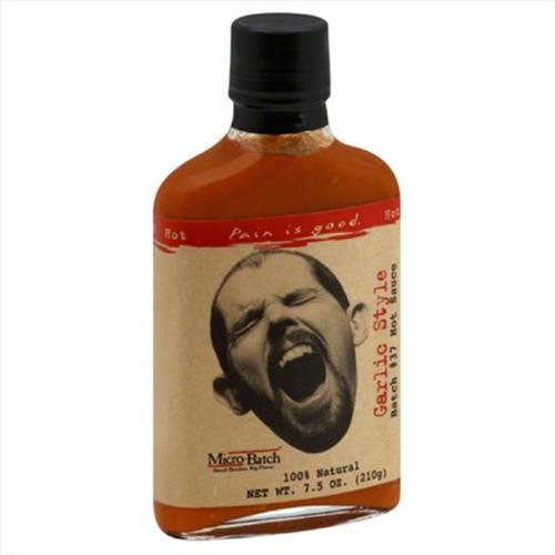 Pain Is Good Hot Sauce #37 Garlic Style 7.5 oz