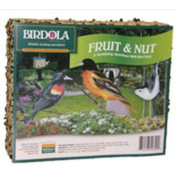 Birdola Products BDOLA54329 Fruit and Nut Cake
