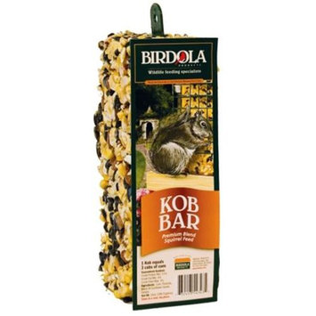 Birdola Products Birdola 14 Oz Squirola KOB Bar 54343 -Pack of 10