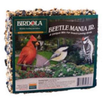 Birdola Products BDOLA54347 Beetle Mania Junior Seed Cake