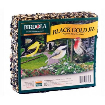 Birdola Products BDOLA54356 Black Gold Junior Seed Cake