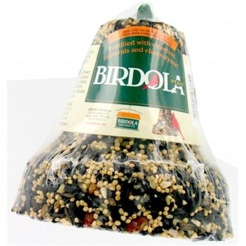 Birdola Products Birdola 54400 Bird Food Bell - Pack of 10