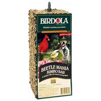Birdola Products Birdola 1 Lb Jumbo Bar Beetle Mania
