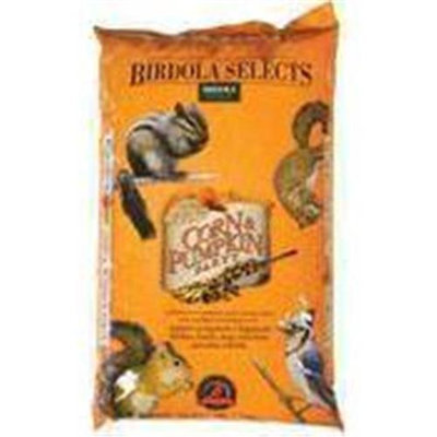 BIRDOLA Corn & Pumpkin Party Squirrel & Birdfood
