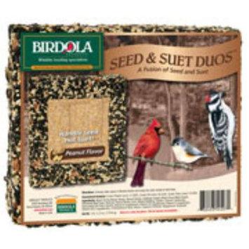 Birdola Products BDOLA54507 Duo Cake Peanut