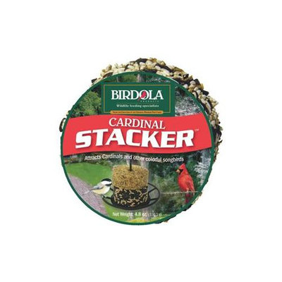 Birdola Products Cardinal Stacker Cake