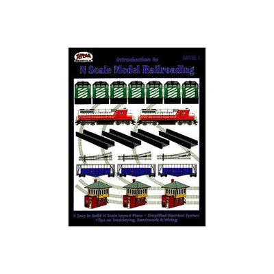 ATLAS MODEL RAILROAD 6 Intro to N-Scale Model RR