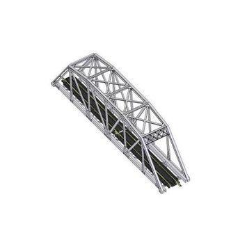 Atlas Model 2570 Code 80 Truss Bridge Black N