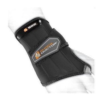 Shock Doctor Slip-On Sleeve Compression Wrist Wrap - Left Hand XL