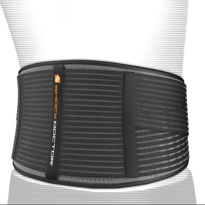 Shock doctor deluxe back support - 2XLarge
