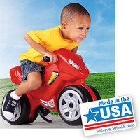 Step 2 Toy Motorcycle Red - STEP 2 CORPORATION